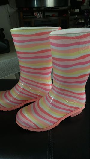 Rain boots size 13 for Sale in Monroe, WA