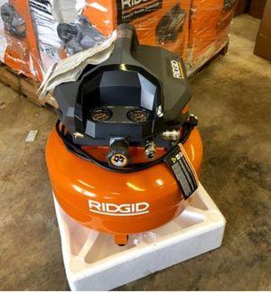 Ridgid compressor for Sale in DW GDNS, TX