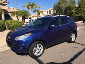 2012 Hyundai Tucson limited AWD for Sale in Scottsdale, AZ
