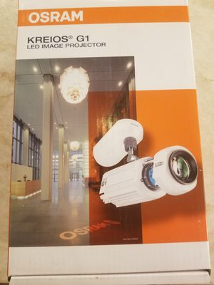 Osram Kreios G1 LED image projector for Sale in Los Alamitos, CA