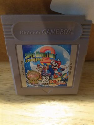 Nintendo Gameboy Game Super Mario Land 2 for Sale in Vancouver, WA