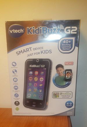 Vtech KidiBuzz G2 SMART device just for kids for Sale in Salem, OR