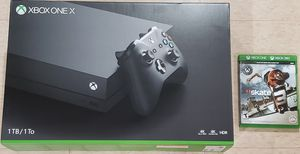 Xbox One X for Sale in Troy, MI