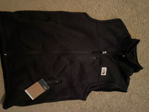 Sleeveless Black North Face Sweater Vest for Sale in Woolwich Township, NJ