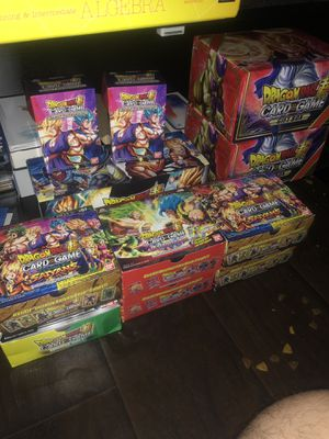 DragonBall Super Card Game Collection for Sale in Los Angeles, CA