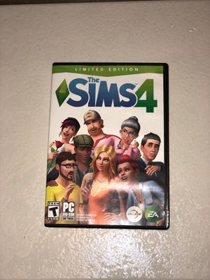 Sims 4 limited edition for Sale in Ocala, FL