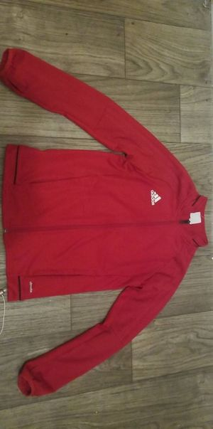 Small red Adidas hoodie for Sale in Philadelphia, PA