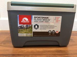IGLOO Sportsman Island Breeze 9 Quart cooler for Sale in Oceanside, CA