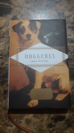 Doggerel book of poems for Sale in Tampa, FL