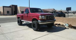1992 f150 4x4 flareside for Sale in Phoenix, AZ