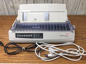 Oki Microline 321 Turbo 9 Pin Printer for Sale in Laurel, MD