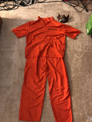 Prisoner / Hannibal Halloween costume for Sale in Herndon, VA