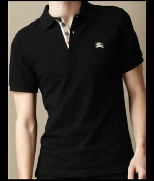 burberry placket polo for Sale in Haines City, FL