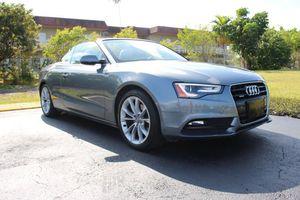 2013 AUDI A5 for Sale in Miami Gardens, FL