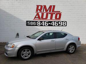 2011 Dodge Avenger for Sale in Clinton Township, MI
