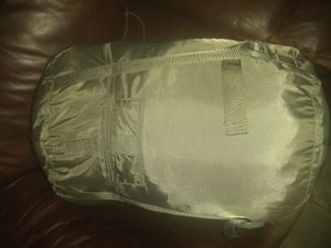 Army type sleeping bag for Sale in Fresno, CA