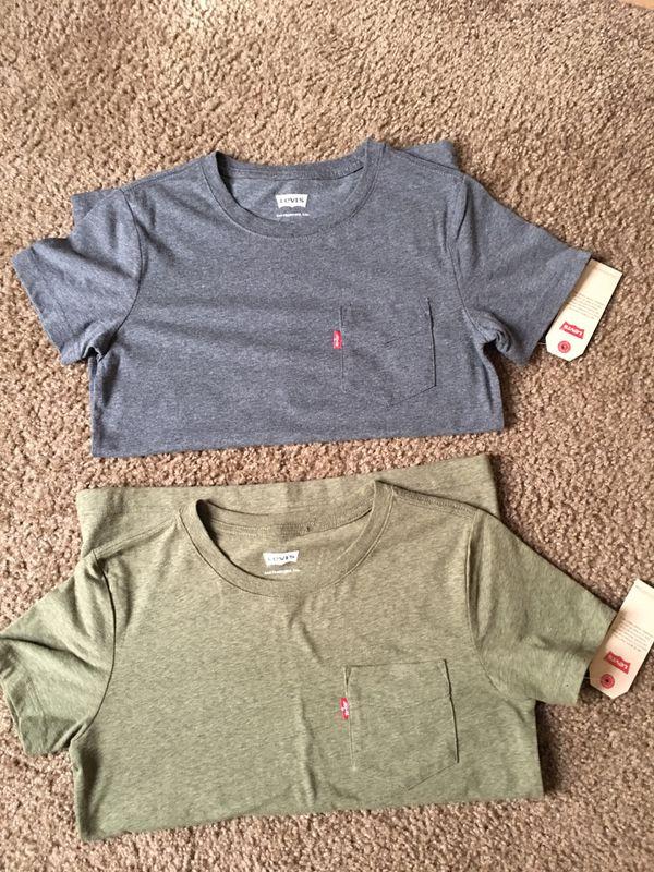 Levi's Shirts (Size 10-12) $10 Each