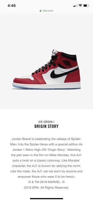 Nike Retro Air Jordan for Sale in Fresno, CA
