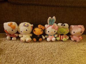 Hello Kitty Ty Beanie Babies Bundle for Sale in Mesa, AZ