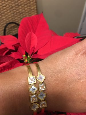 2 bracelets for Sale in Charlotte, NC