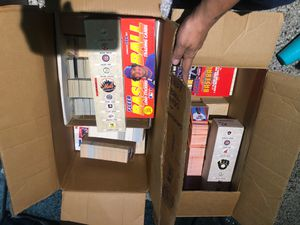 Baseball card collection in mint condition 1980s-90s for Sale in Orlando, FL