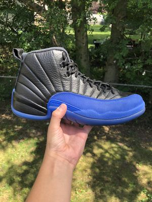 Jordan 12 game royal for Sale in Ridgefield, NJ