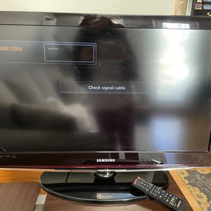 32 Inch Samsung TV for Sale in Washington, DC