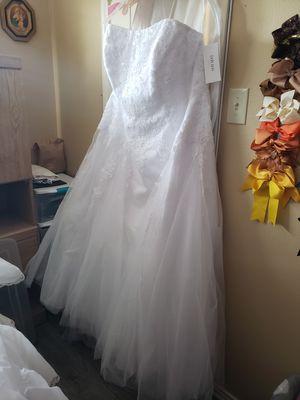 Wedding dress set for Sale in San Antonio, TX
