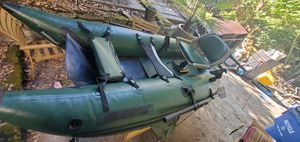 Seaeagle pontoon inflatable boat. for Sale in Seattle, WA