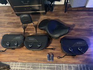 2015 fat boy lo motorcycle parts for Sale in Prairie View, TX