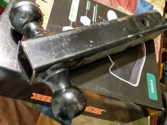 Two Ball Hitch for Sale in Fresno,  CA