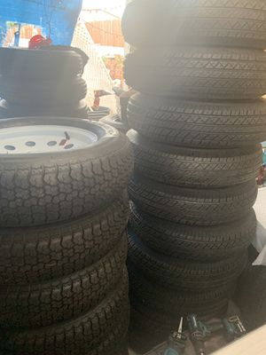 Trailer tires for Sale in Lemon Grove, CA