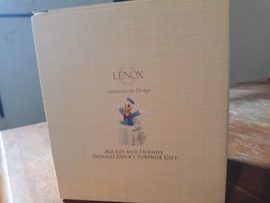 Lenox disney Donald duck for Sale in Philadelphia, PA