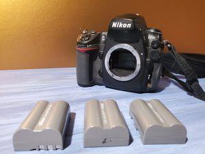 Nikon D700 camera body for Sale in Spokane, WA