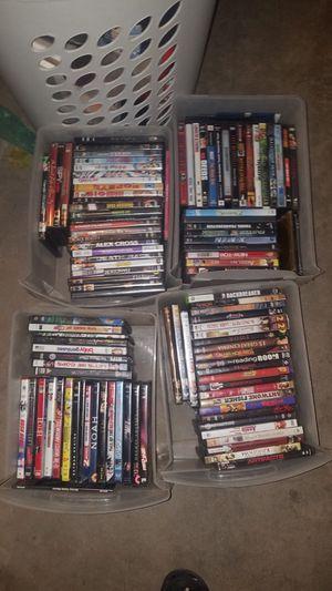 103 DVDs 4 sale for Sale in Phoenix, AZ
