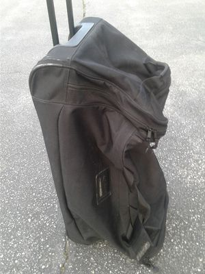 Large L.L. BEAN Rollling Duffle With Extension Handle, Has Small Hole At Bottom of Bag, just wanted to let you know!!! for Sale in Baltimore, MD