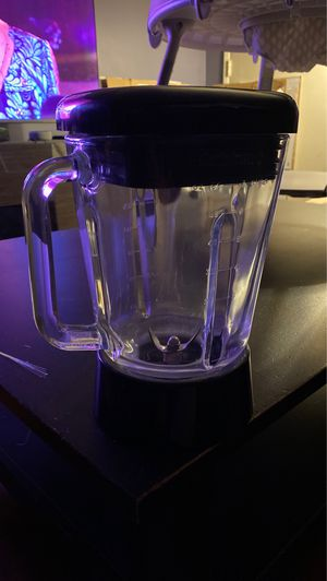 Cuisinart 7 cup glass jar only for Sale in South Gate, CA