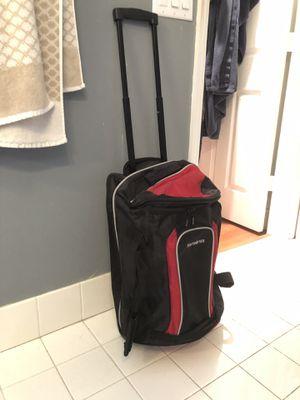 Samsonite Rolling Duffle Bag for Sale in Pembroke Pines, FL