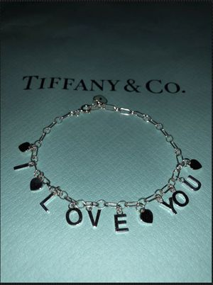 (Last one) Sterling silver Tiffany bracelet for Sale in New York, NY
