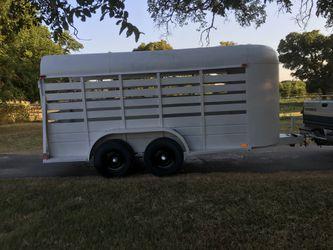 Stock Trailer for Sale in Laguna Park,  TX