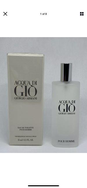 Acqua Di Gio By Giorgio Armani EDT for Sale in New Square, NY