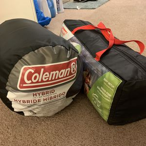 Tent and Sleep Bag for Sale in Seattle, WA