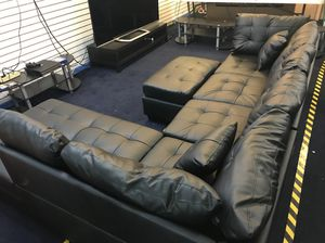 Black Sectional (Brand New) for Sale in Baltimore, MD