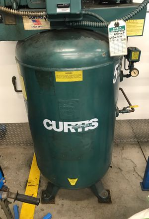 Challenge air compressor 5hp for Sale in Tampa, FL
