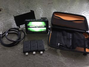 Video devices Pix E5 recorder for Sale in New York, NY