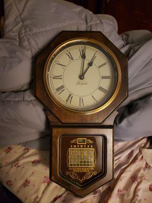 Fairfield schoolhouse pendulem clock for Sale in Gresham, OR