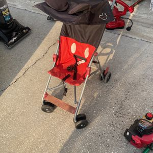 Free Mickey Stroller for Sale in Port St. Lucie, FL