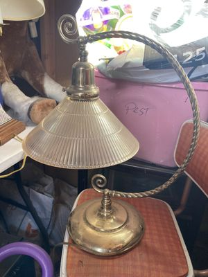 Good antique lamp for Sale in Highland, CA