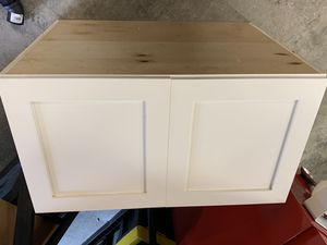 Kitchen or laundry room cabinet all wood for Sale in Issaquah, WA