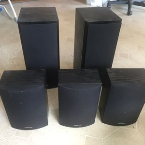 Speakers Onkyo Surround Sound for Sale in Santee, CA